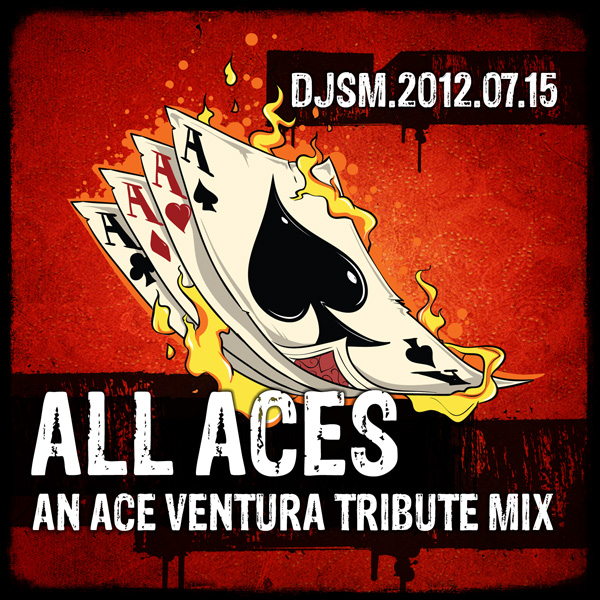 Ace Ventura Deep Progressive Psy-Trance Tribute Mix