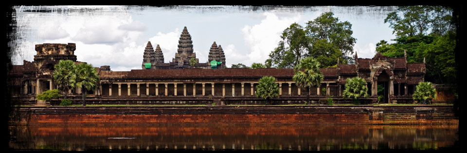 Angkor What Psychedelic Trance