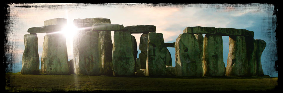 Who built Stonehenge - for Trance