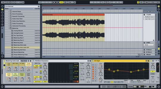 Ableton DJ Mastering Tutorial