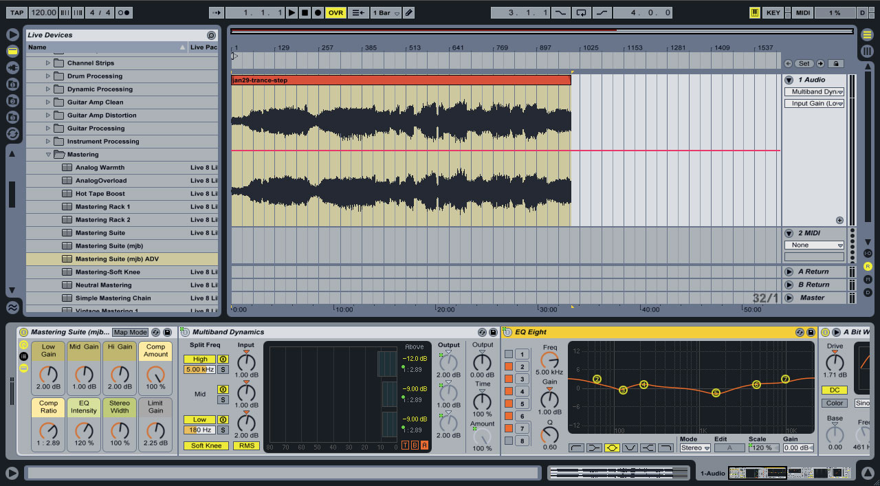 How to edm: mixing & mastering melbourne bounce in ableton.